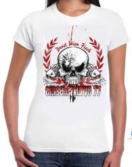 Emscherkurve 77 - Durst wien Fisch Girlie Shirt (white)