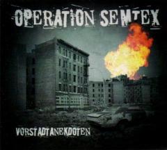 Operation Semtex - Vorstadtanekodoten - (CD) Digipak