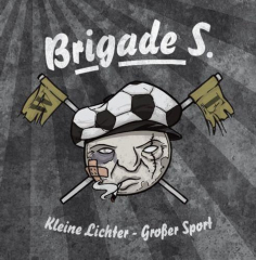 Brigade S - Kleine Lichter, grosser Sport (LP) limited colored Vinyl 333 copies
