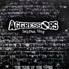 Aggressors B.C. - The tone of the times (LP) 180gr. Vinyl