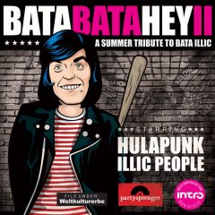Bata Bata Hey - A summer tribute to Bata Illic (EP) 7inch limited
