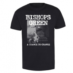 Bishops Green - Chance to Change T-Shirt (black)
