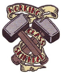 Working Class Skinhead (Patch)