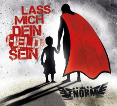Enorm - Lass mich Dein Held sein (CD) limited 1000 6seiter Digipac