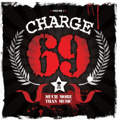 Charge 69 - much more than music (LP+CD) red Vinyl limited