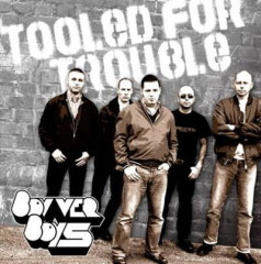 Bovver Boys - Tooled for trouble (CD) Digipak