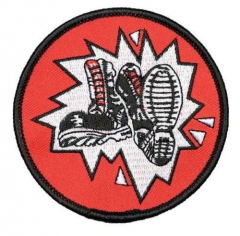 Boots (AF) - (patch) gestickt