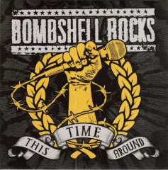 Bombshell Rocks - This Time Around (EP) 7inch limited Vinyl