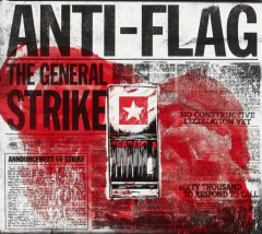 Anti-Flag - the general strike (CD)