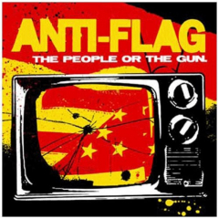 Anti-Flag - the people of the gun (CD)