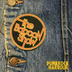 Baboon Show, The - Punkrock Harbour (LP) blue-grey Vinyl