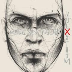 Volxsturm - Massenuntauglich (LP) limited black Vinyl