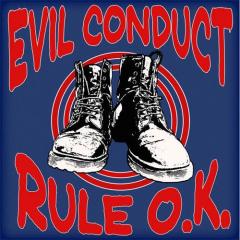 Evil Conduct - Rule O.K. (LP)