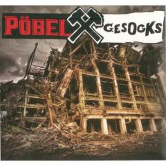 Pöbel & Gesocks - Becks Pistols (CD) DigiPak Edition with Patch