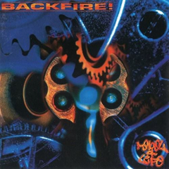 Backfire - Rebel 4 Life (LP) limited 500 copies