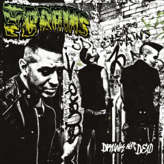 Brains, the - Drunk not Dead (CD)