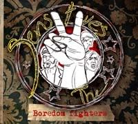 Sensitives, the - Bordedom Fighters (CD) Digipak