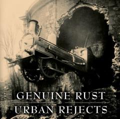 Urban Rejects / Genuine Rust - Split  (CD)
