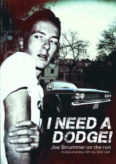 Joe Strummer - I need a Dodge (DVD) Deluxe Box Edition plus Gimmicks