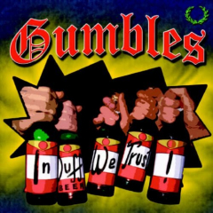 Gumbles - In Duff we trust (LP) limited 300 black Vinyl