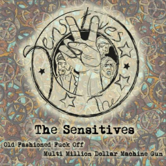 Sensitives, the / Wham Bam Bodyslam Split (7inch) black Vinyl + Download