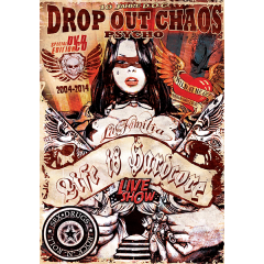 Drop Out Chaos - 10 Jahre live in Berlin  (DVD+CD)