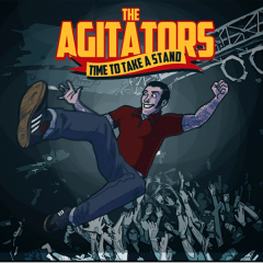 Agitators, The - Time to take a stand (LP) lim. 200, splatter Vinyl