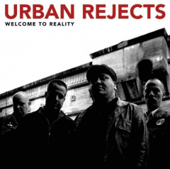 Urban Rejects - Welcome to Reality (CD)