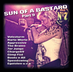 Sun of a Bastard Vol. 9 (CD)