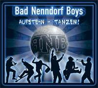 Bad Nenndorf Boys - Aufstehn...Tanzen (CD) Digipak