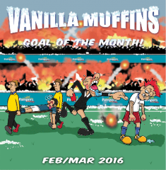Vanilla Muffins - Goal of the month Febr/März 2016 (EP) 7
