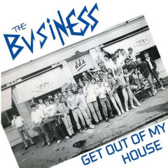 Business, The - Get out of my house (EP) 7inch limited black Vinyl