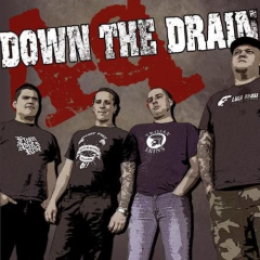 Down the Drain - 4Q (CD)