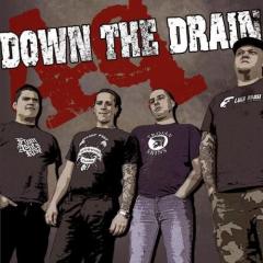Down the Drain - 4Q (CD)