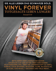 Vinyl Forever! Totgesagte leben länger - Bomml (Buch)