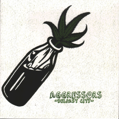 Aggressors B.C. - Hallways (CD)