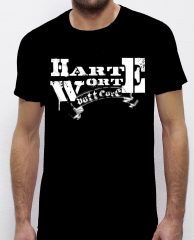 Harte Worte - Pottcore T-Shirt (black)