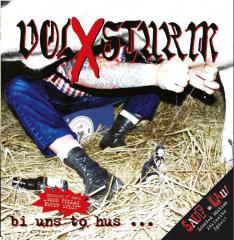 Volxsturm - Bi uns to hus + Good Fellas (LP+EP) + Sauflauf Spiel limited 500