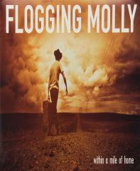 Flogging Molly - Within a mile of home (LP) limited colored Edition