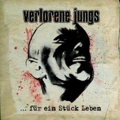 Verlorene Jungs -Für Ein Stück Leben (CD) limited Hologramm Edition