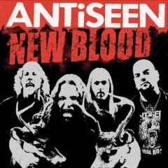 Antiseen - New Blood (CD)