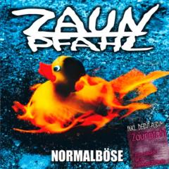 Zaunpfahl - Normalböse / Zum Lügen ist es längst zu spät (CD)