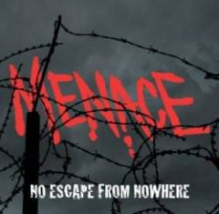 Menace - No Escape from Nowhere (CD)