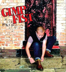 Gimp Fist - Feel Ready (EP) 7inch red Vinyl limit 250
