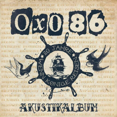 OXO 86 - Akustikalbum (LP) limited 400 orange Vinyl