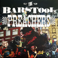 Barstool Preachers - Blatant Propaganda (LP) US-Version black Vinyl
