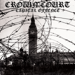 Crown Court - Capital Offense (LP) limited red Vinyl