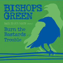 Bishops Green - Back to our Roots Vol.1 (EP) blue Vinyl