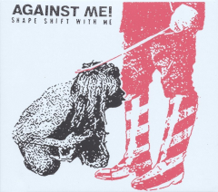 Against me - Shape Shift (LP) limited clear Vinyl + MP3
