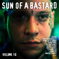 Sun of a Bastard Vol. 10 - (CD)